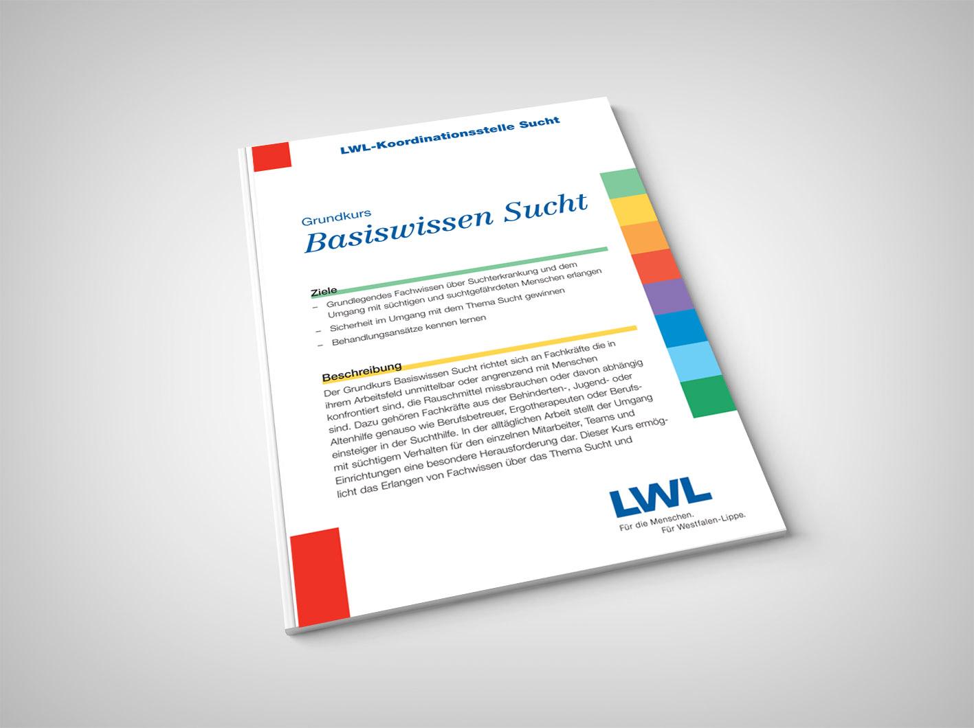 LWL   Weiterbildungen und Zertifikatskurse - Koordinationsstelle Sucht